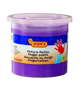 Pintura dedos 125ml violeta jovi 560/23 81322-2