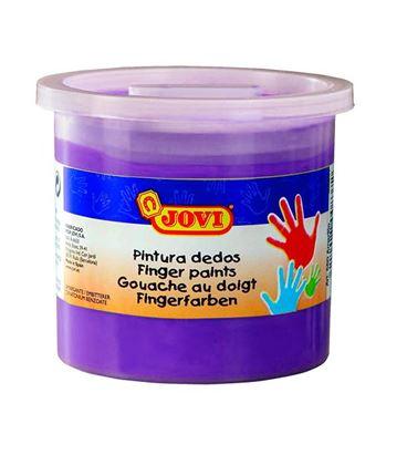 Pintura dedos 125ml violeta jovi 560/23 81322-2 - 38118