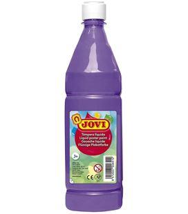 Tempera liquida 1000ml violeta jovi 511/23 005647
