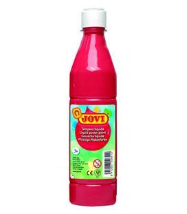 Tempera liquida 500ml rojo jovi 003674 506/07 - 32338