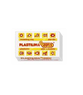 Plastilina 50 grs blanca jovi 70/01 - 07885