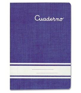 Cuaderno grapa 4º milimetrado 16h 60grs pacsa 20011 - 02233