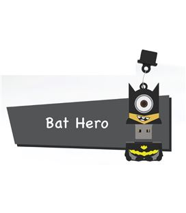 Memoria usb 16gb bat hero cartoon pryse 90055 - 90055
