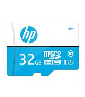 Tarjeta memoria micro sdhc 32gr uhs-i u1 hp - 65179