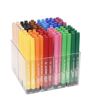 Rotuladores colores gruesos classpack 120 uds (10x12 color) econ ar001100 - 114194