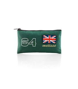 Estuche vacío plano verde metisse tribute bultaco miquelrius 18133 - 18133