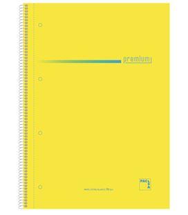 Cuaderno fº 4x4 100h 70grs surtido premium pacsa 16398