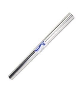 Forro adhesivo 0,50x3mts plata sadipal 12238