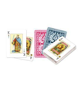 Baraja cartas remy celofan nº211 c.55 fournier 007096 21004 - 211