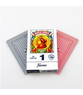 Baraja cartas español caja carton nº1 c.40 foliournier 06068 - 20984