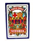 Baraja cartas barcelona remy caja carton c.50 foliournier 2810