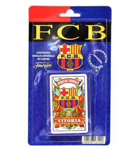 Baraja cartas barcelona remy blister c.50 fournier 28109 - 28109