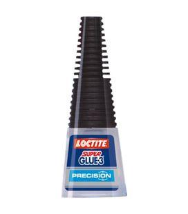 Pegamento instantaneo precision 5grs super glue-3 loctite 40