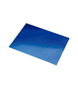 Cartulina metalizada 50cmsx65cms 10h azul sadipal 20257