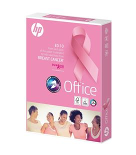 Papel a4 500h 80grs blanco office (breast cancer 0.10€) hp chp110 005813 - 177656