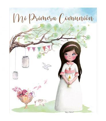 Libro comunion niña arbol arguval 44160 - 44160