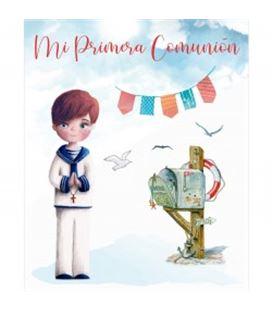 Libro comunion niño buzon arguval 44161 - 44161