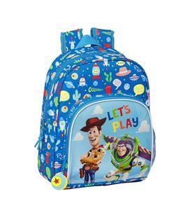 "Mochila infantil adapt.carro toy story ""let´s play"" safta 612131609 - 612131609"