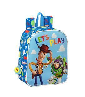 "Mochila guarderia adapt.carro toy story ""let´s play"" safta 612131232 - 612131232"