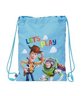 "Saco plano junior toy story ""let´s play"" safta 612131855 - 612131855"