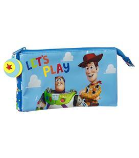 "Estuche vacío triple toy story ""let´s play"" safta 812131744 - 812131744"