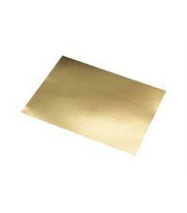 Cartulina metalizada 50cmsx65cms 10h oro sadipal 20261 - 20261