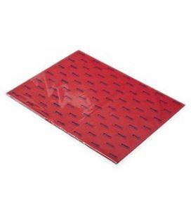 Papel seda 51cmsx76cms 25h rojo sadipal 11129