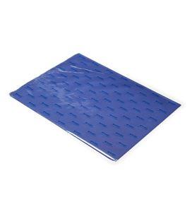 Papel seda 51cmsx76cms 25h azul fuerte sadipal 11131