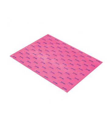 Papel seda 51cmsx76cms 25h rosa fuerte sadipal 11135 - 11135