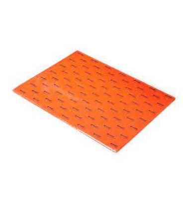 Papel seda 51cmsx76cms 25h naranja sadipal 11139 - 11139