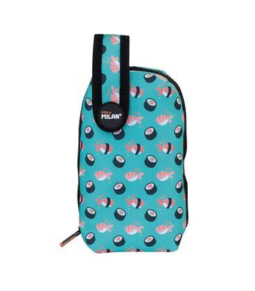 Estuche con pinturas y rotuladores kit basico sushi milan 08871ssh - 08871SSH