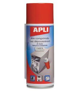 Spray aire comprimido 300ml fuerte apli 11298 - 120597
