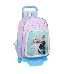 "Mochila con carro infantil frozen ii ""spirit of adventure safta 612115160 - 612115160"