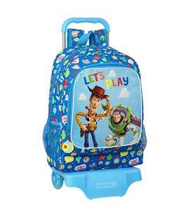 "Mochila con carro infantil toy story ""let´s play"" safta 612131313 - 612131313"