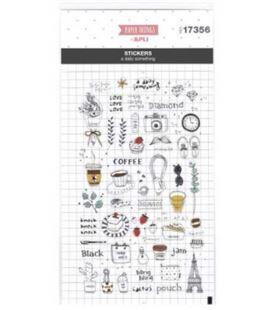 Etiqueta francia apli 17356 - 17356