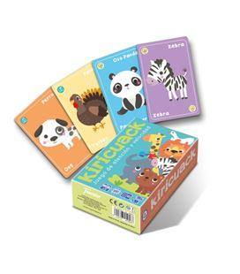 Baraja de cartas kiricuack juego de atención y velocidad fournier 1028135 - 1028135_KIRICUACK