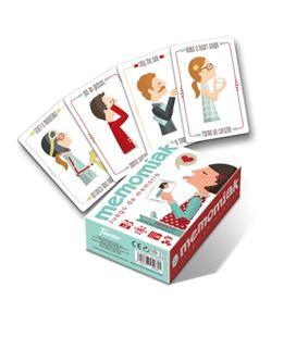 Baraja de cartas memomiak juego de memoria fournier 1028151 - 1028151_MEMOMIAK