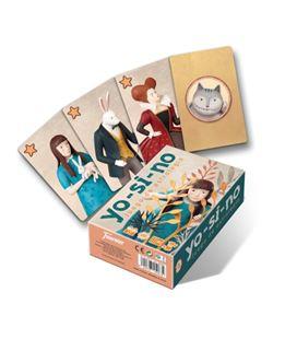 Baraja de cartas yo-si-no juego de estrategia fournier 1028153 - 1028153_YOSINO