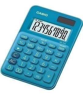 Calculadora sobremesa azul 10 dig ms-7uc-bu casio 70018 - 15401487
