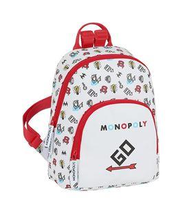 Mini mochila monopoly safta 622004846 - 622004846