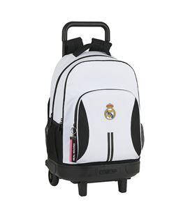 Carro con mochila grande compact real madrid 20/21 safta 612054918 - 612054918