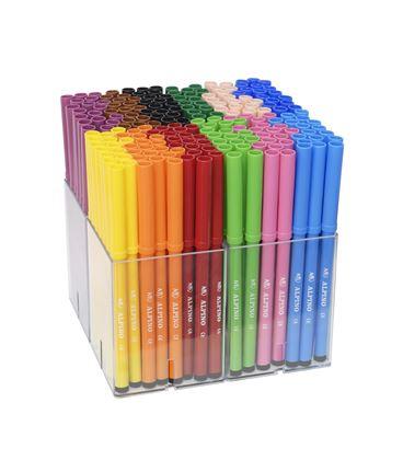 Rotuladores colores classpack 180 uds(15x12 colores) standart alpino ar0010 - 114190
