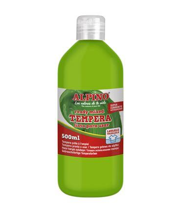 Tempera liquida 500 ml verde claro alpino dm010178 - 111591