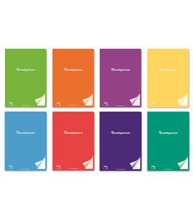 Cuaderno grapa cuarto 4x4 48 hojas 90grs pacsa 20090