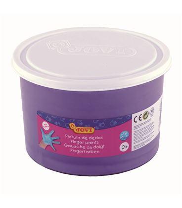 Pintura dedos 500ml violeta jovi 561/23 81106-2 - 111494