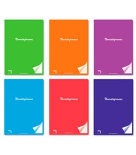 Cuaderno fº 4x4 48 hojas 90grs pacsa 20080 - PC20080