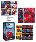 Papel regalo 70cmsx2mts spiderman montichelvo 30459 - 30459