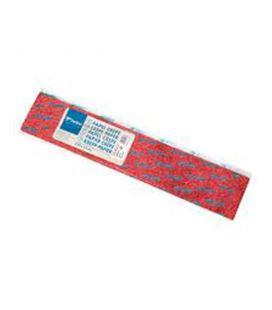 Papel crepe pinocho 2,5mtsx0,5mts rojo metal sadipal 11401
