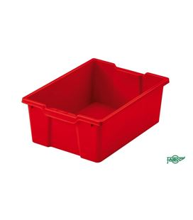Cubeta grande sin tapa rojo faibo 785-03 - 113551