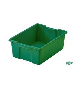 Cubeta grande de 45cms sin tapa verde faibo 785-04 - 785-04